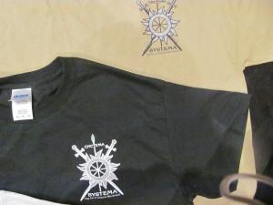 Systema Hamilton T-shirt - front logo